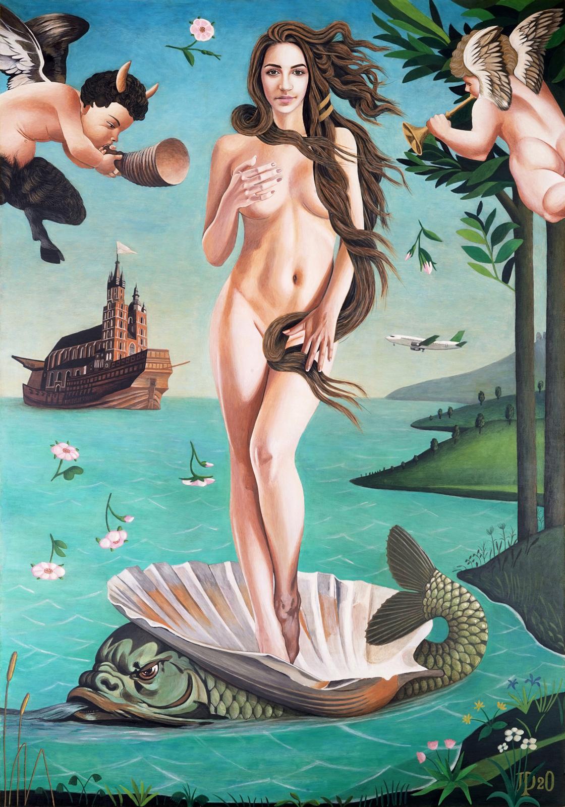 Daniel Porada - painting